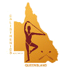 Calisthenics Association of Queensland Inc logo